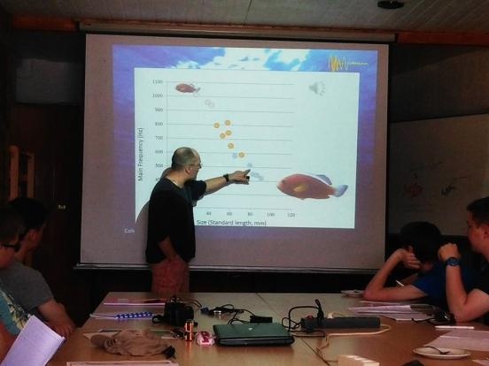 Eric presentations